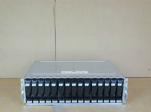 EMC 100-563-984 KTN-STL3 Expansion 15 x 600GB 15k SAS 2 x 303-108-000E